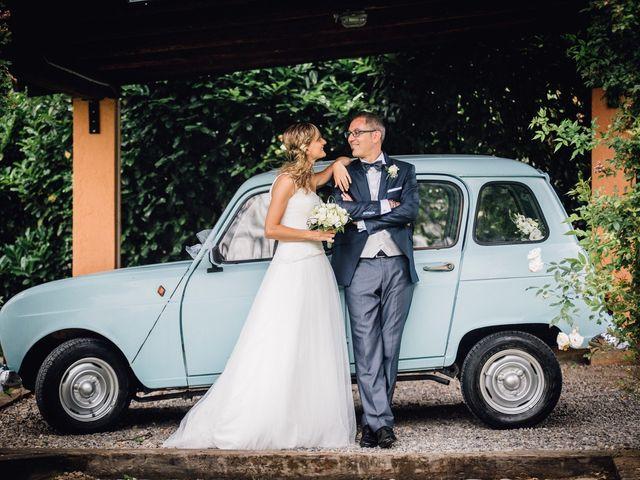 Il matrimonio di Roberto e Silvia a Gorla Maggiore, Varese 55