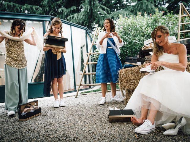 Il matrimonio di Roberto e Silvia a Gorla Maggiore, Varese 77