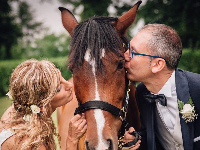 Il matrimonio di Roberto e Silvia a Gorla Maggiore, Varese 86
