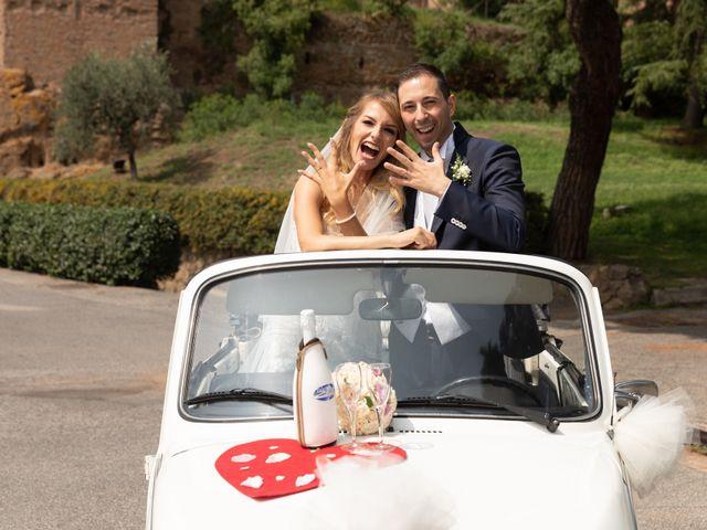 Le nozze di Antonella e Maurizio