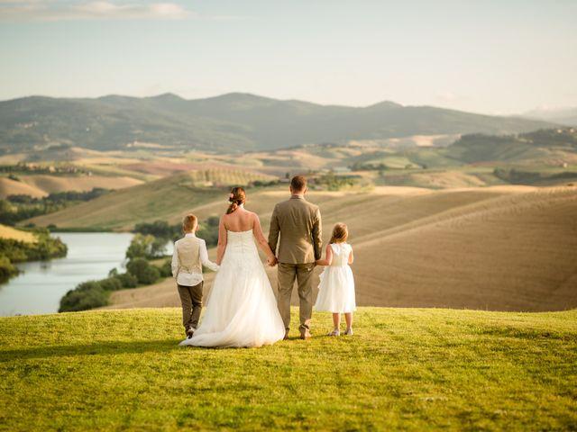 Le nozze di Linda e Daniel