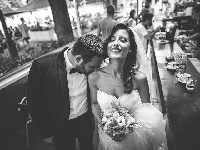 le nozze di Laura e Christian