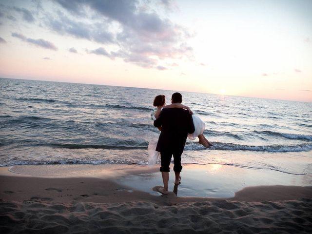 Le nozze di Edyta e Cristiano