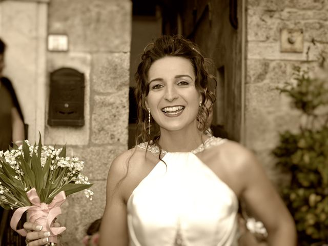 Il matrimonio di Emilio e Laetitia a Castel San Vincenzo, Isernia 9
