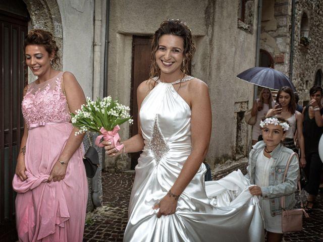 Il matrimonio di Emilio e Laetitia a Castel San Vincenzo, Isernia 12
