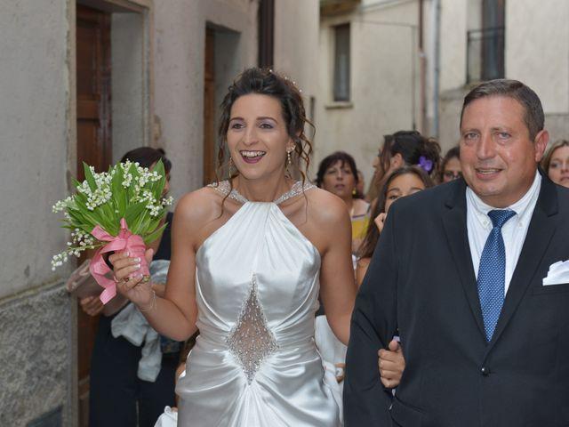 Il matrimonio di Emilio e Laetitia a Castel San Vincenzo, Isernia 13
