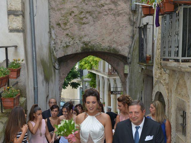Il matrimonio di Emilio e Laetitia a Castel San Vincenzo, Isernia 15