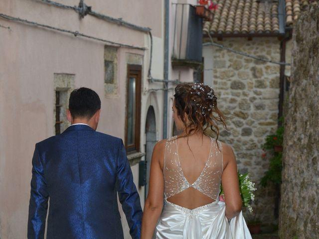 Il matrimonio di Emilio e Laetitia a Castel San Vincenzo, Isernia 17
