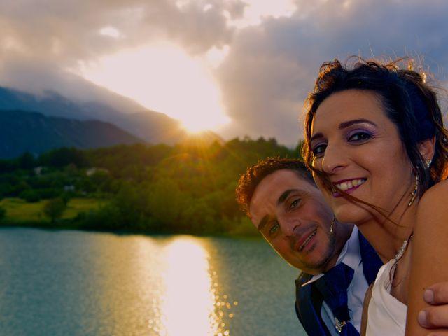 Il matrimonio di Emilio e Laetitia a Castel San Vincenzo, Isernia 1