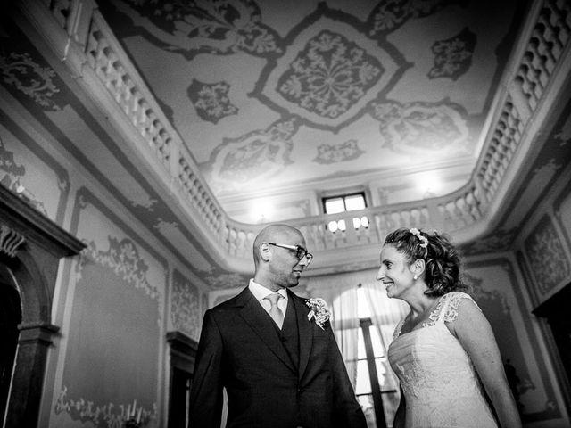 le nozze di Ramzi e Barbara