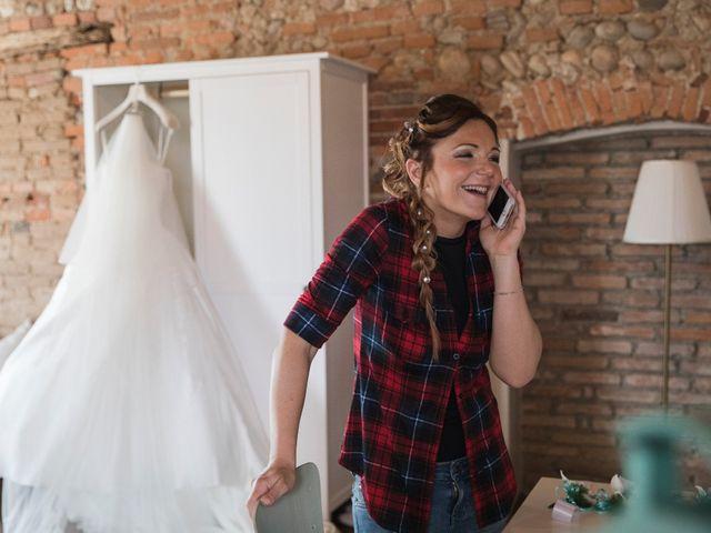 Il matrimonio di Andrea e Silvia a Travagliato, Brescia 2