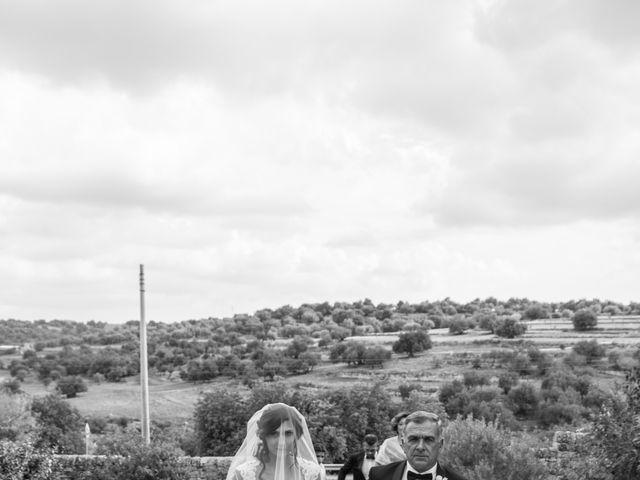 Il matrimonio di Alessio e Valentina a Ragusa, Ragusa 24