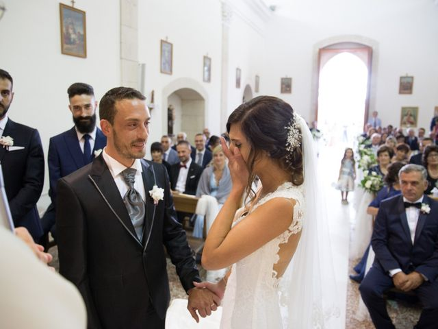 Il matrimonio di Alessio e Valentina a Ragusa, Ragusa 37