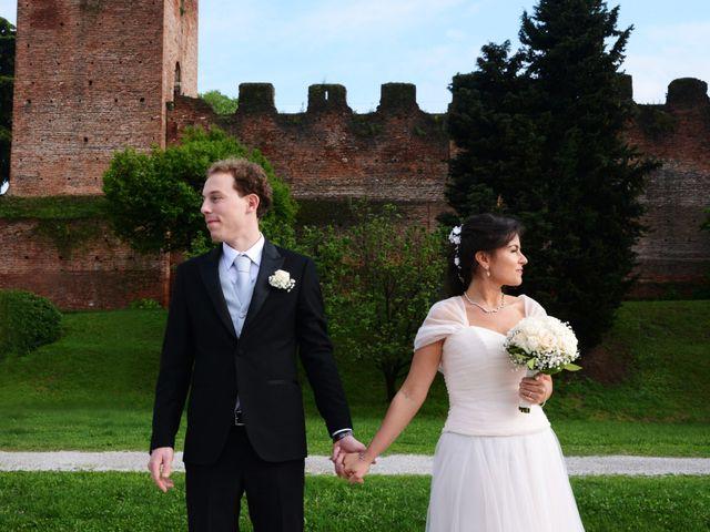 Le nozze di Laura e Mirza