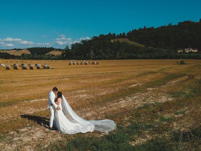 Le nozze di Giulia e Iacopo
