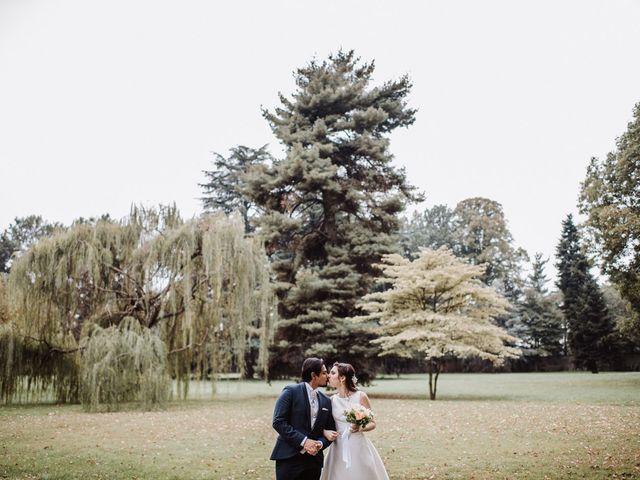 Le nozze di Eleonora e Praveen