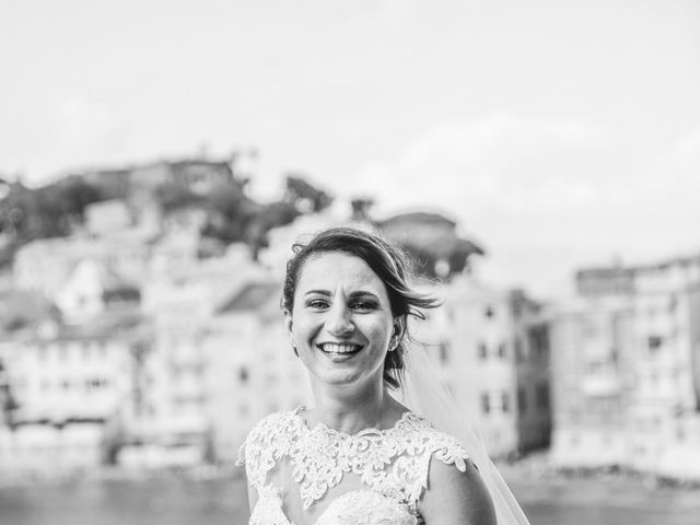 Il matrimonio di Carmela e Riccardo a Casarza Ligure, Genova 10