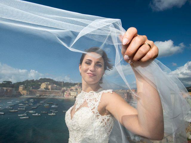 Il matrimonio di Carmela e Riccardo a Casarza Ligure, Genova 12