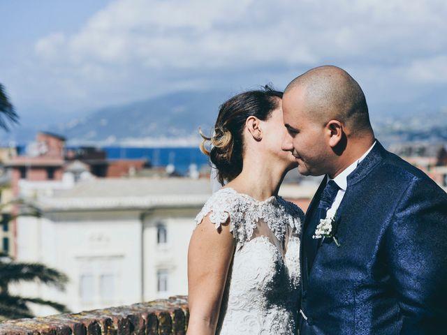 Il matrimonio di Carmela e Riccardo a Casarza Ligure, Genova 14