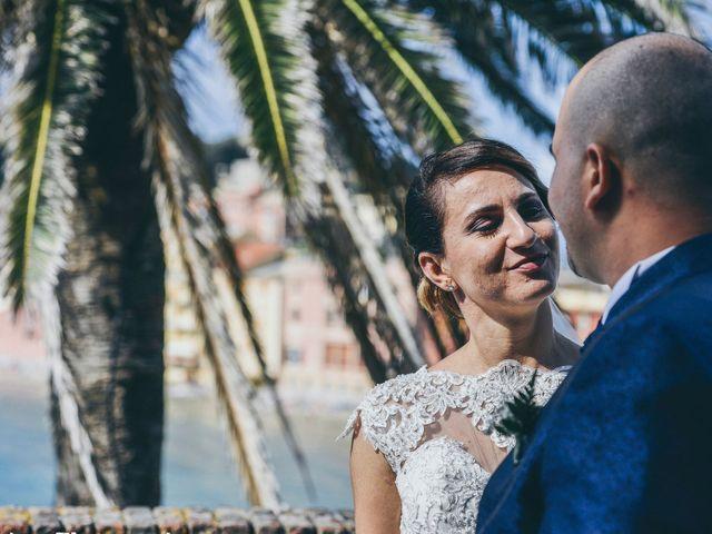 Il matrimonio di Carmela e Riccardo a Casarza Ligure, Genova 15