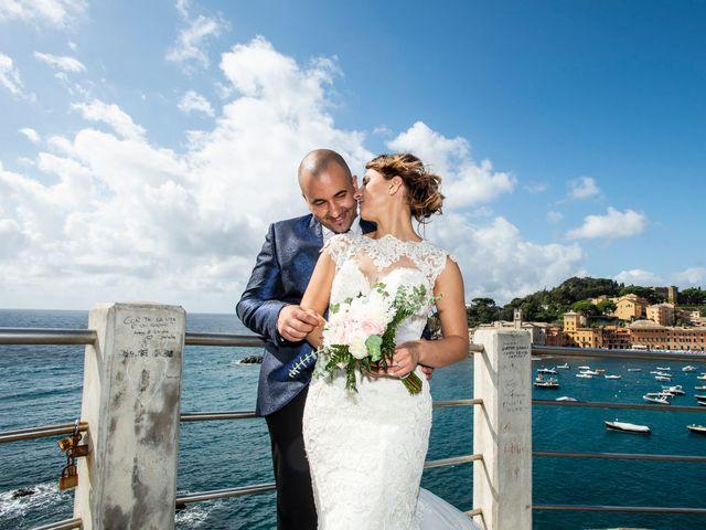 Le nozze di Riccardo e Carmela