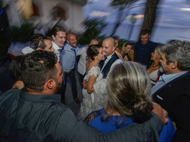 Il matrimonio di Carmela e Riccardo a Casarza Ligure, Genova 23