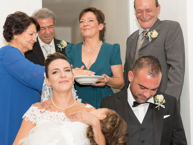 Il matrimonio di Antonello e Martina a Uri, Sassari 30