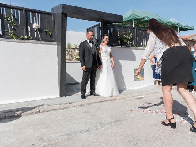Il matrimonio di Antonello e Martina a Uri, Sassari 33