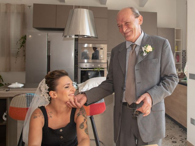 Il matrimonio di Antonello e Martina a Uri, Sassari 58