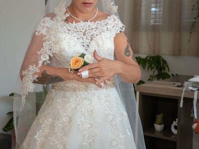 Il matrimonio di Antonello e Martina a Uri, Sassari 65