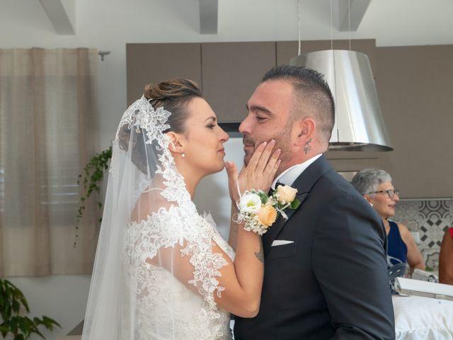Il matrimonio di Antonello e Martina a Uri, Sassari 67