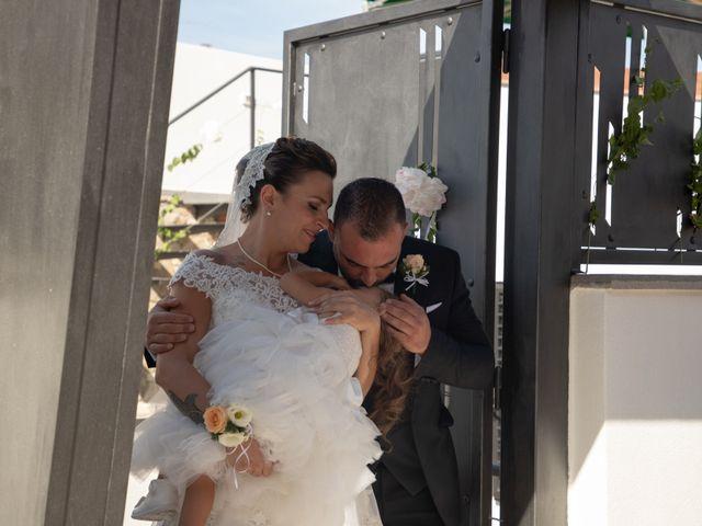 Il matrimonio di Antonello e Martina a Uri, Sassari 69