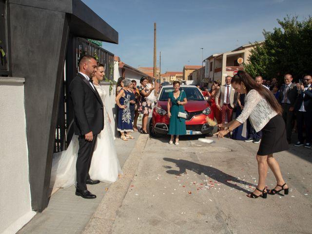 Il matrimonio di Antonello e Martina a Uri, Sassari 70