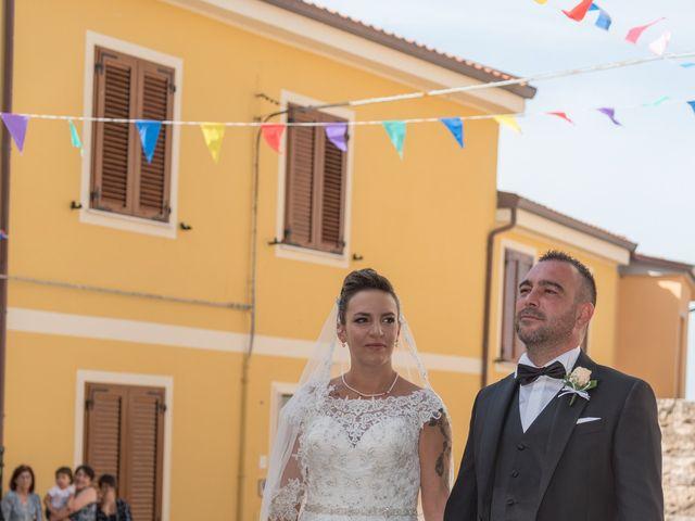 Il matrimonio di Antonello e Martina a Uri, Sassari 93
