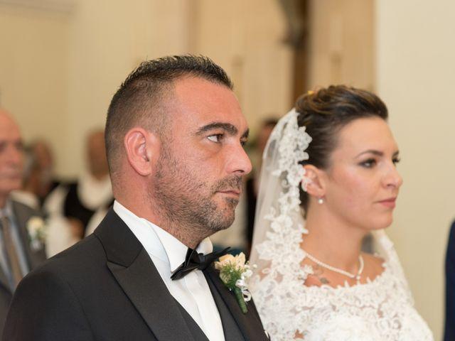 Il matrimonio di Antonello e Martina a Uri, Sassari 94