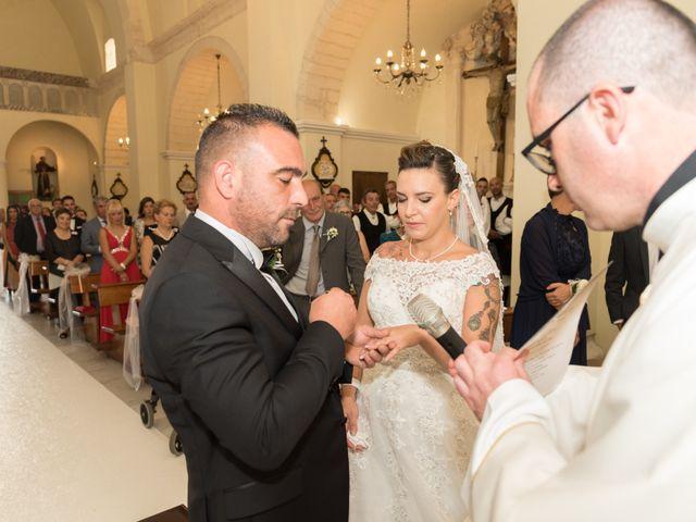 Il matrimonio di Antonello e Martina a Uri, Sassari 98