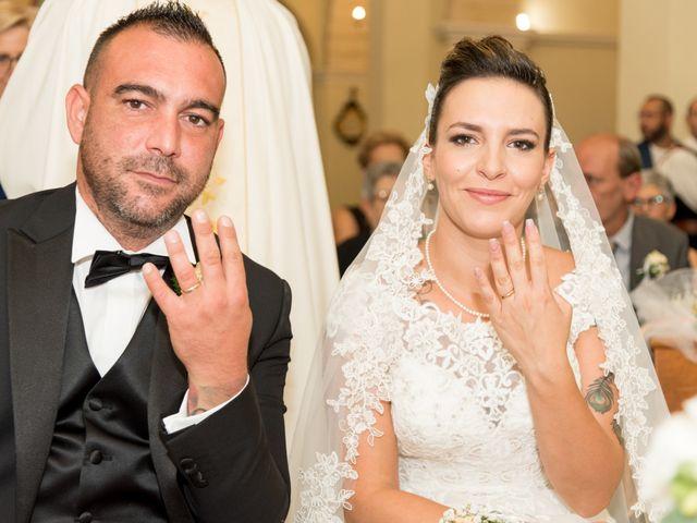Il matrimonio di Antonello e Martina a Uri, Sassari 103