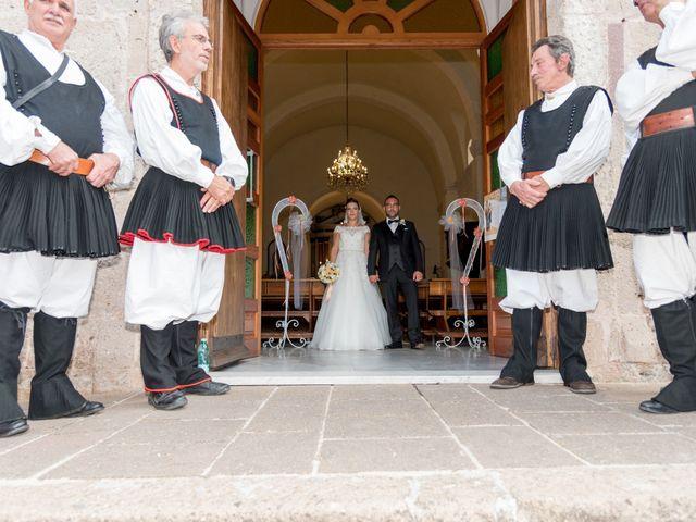 Il matrimonio di Antonello e Martina a Uri, Sassari 104