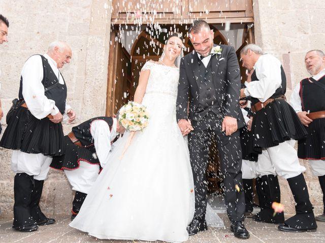 Il matrimonio di Antonello e Martina a Uri, Sassari 1