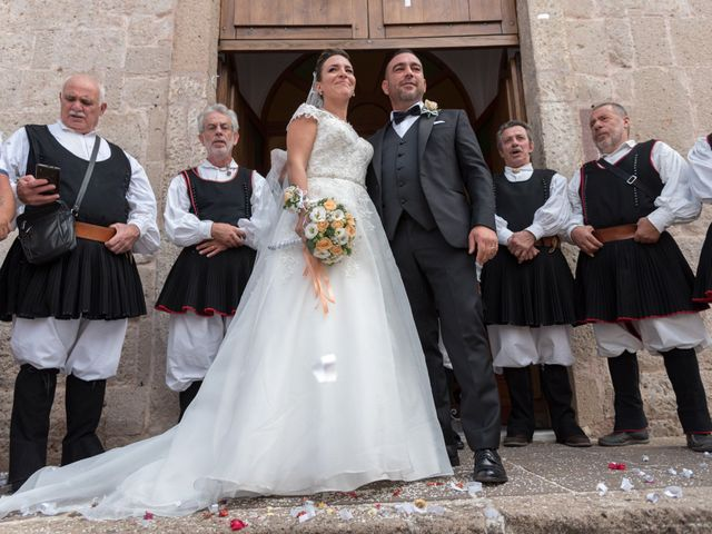 Il matrimonio di Antonello e Martina a Uri, Sassari 106