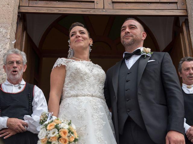 Il matrimonio di Antonello e Martina a Uri, Sassari 107
