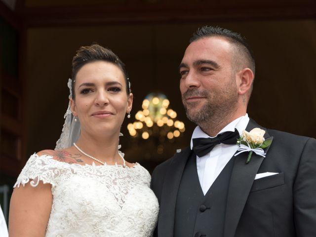 Il matrimonio di Antonello e Martina a Uri, Sassari 108