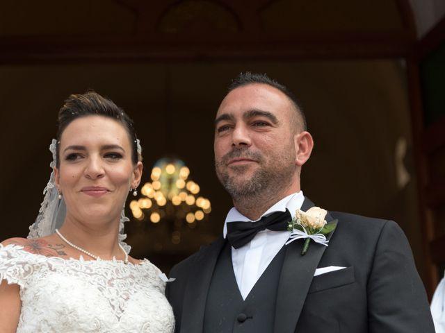 Il matrimonio di Antonello e Martina a Uri, Sassari 109