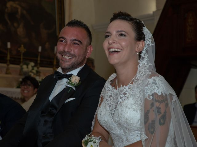 Il matrimonio di Antonello e Martina a Uri, Sassari 111