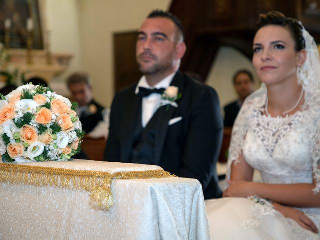 Il matrimonio di Antonello e Martina a Uri, Sassari 112