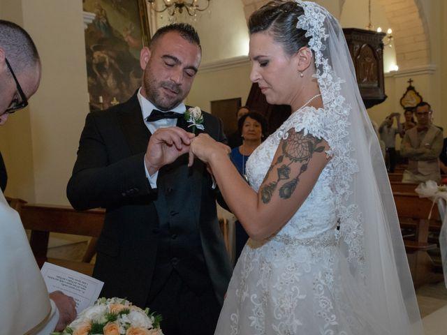 Il matrimonio di Antonello e Martina a Uri, Sassari 113