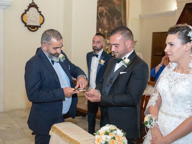 Il matrimonio di Antonello e Martina a Uri, Sassari 114