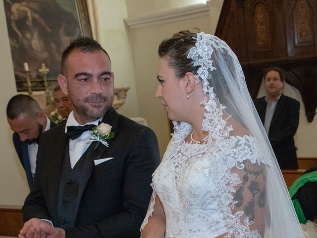 Il matrimonio di Antonello e Martina a Uri, Sassari 115