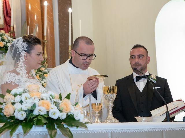 Il matrimonio di Antonello e Martina a Uri, Sassari 117