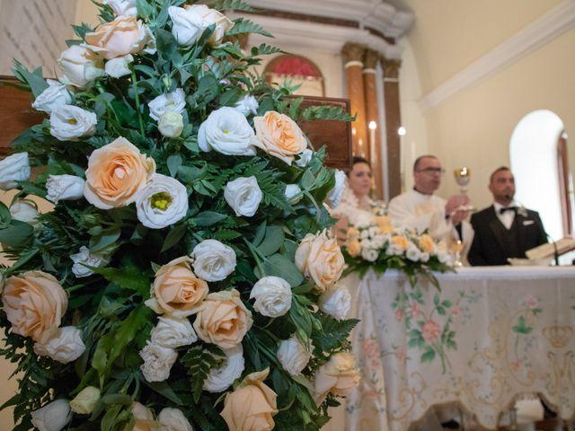 Il matrimonio di Antonello e Martina a Uri, Sassari 118
